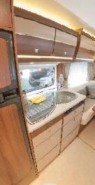 Dethleffs BEDUIN 450-FL - Interior