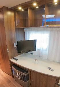 Dethleffs BEDUIN - VIP 650-RFT - Interior
