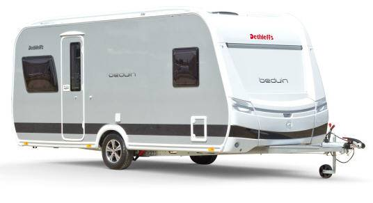Dethleffs BEDUIN - VIP 650-RET - Exterior