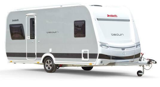 Dethleffs BEDUIN - VIP 730-FKR - Exterior