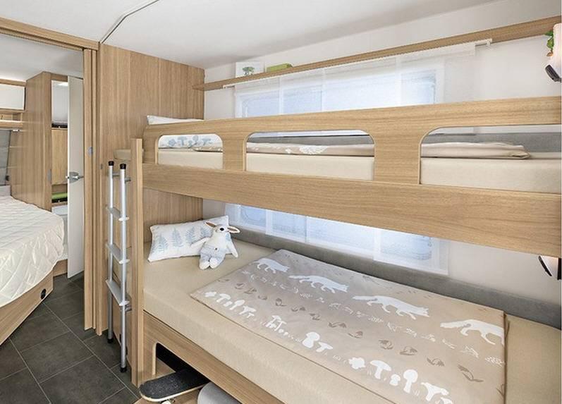 Dethleffs CAMPER 560 FMK - Interior