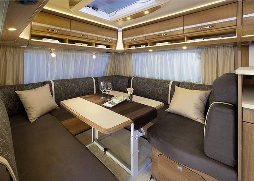 Dethleffs NOMAD 560 FR - Interior