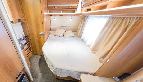 Dethleffs Nomad 500 FR - Interior