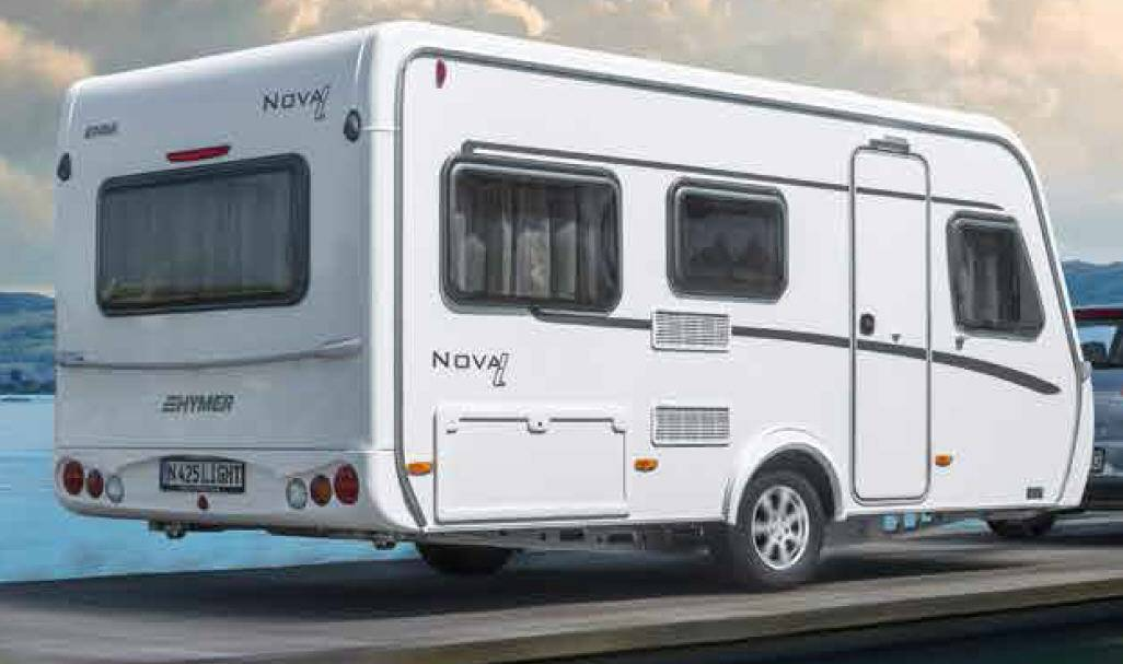 Eriba NOVA LIGHT 425 - Exterior
