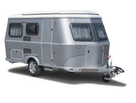 Eriba Touring Silver Troll 530 - Exterior