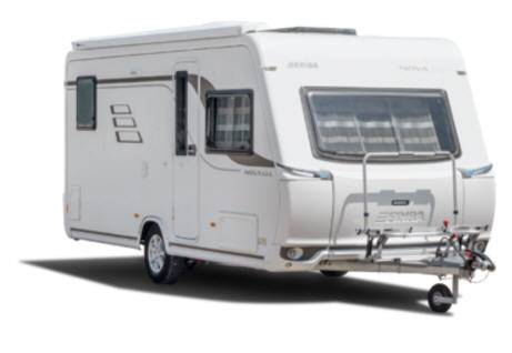 Eriba Nova GL 530 - Exterior