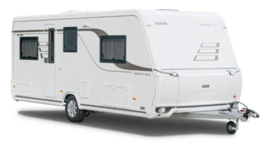 Eriba Nova SL 580 - Exterior