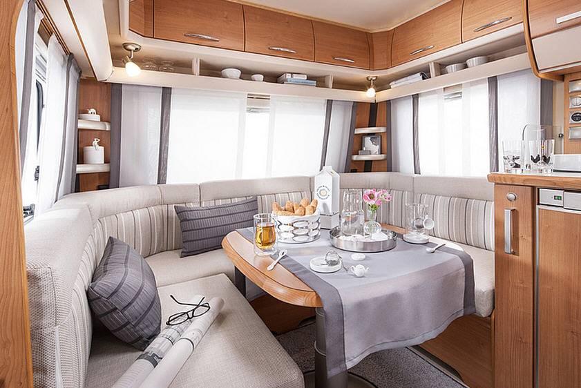 Fendt SAHIR 540 TK - Interior