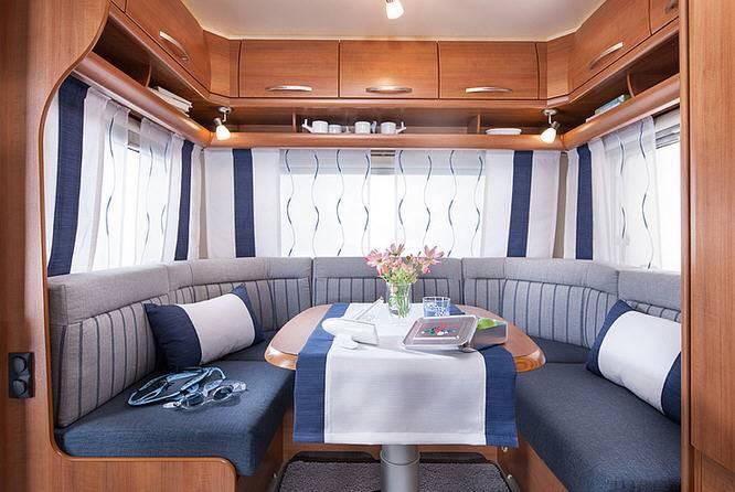 Fendt BIANCO 465 TG - Interior