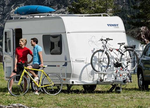 Fendt BIANCO 450 SQB Sportivo - Exterior