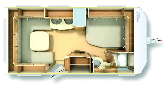 Fendt BRILLANT 465 SFB - Plano - Distribución
