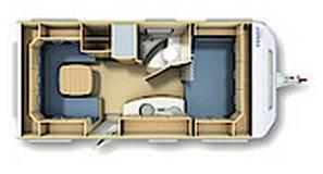 Fendt Saphir 465 SQ - Plano - Distribución
