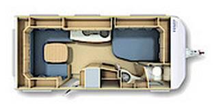 Fendt Saphir 495 SFB - Plano - Distribución