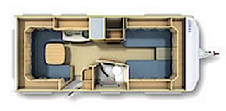 Fendt Saphir 515 SG - Plano - Distribución