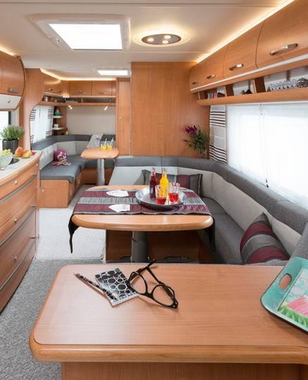 Fendt Saphir 540 TK - Interior