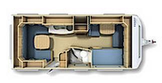Fendt Saphir 540 TK - Plano - Distribución