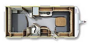 Fendt Opal  590 SD - Plano - Distribución