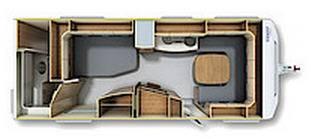 Fendt Opal  650 SFD - Plano - Distribución