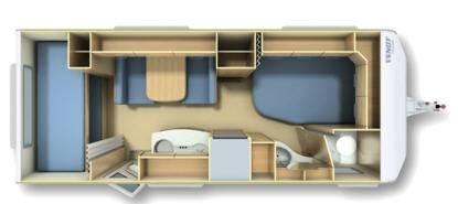 Fendt Shapir 550 TFKM - Plano - Distribución