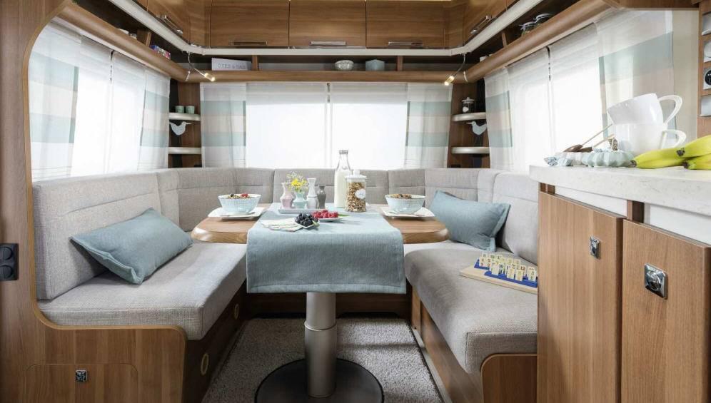Fendt Shapir 560 FHD - Interior