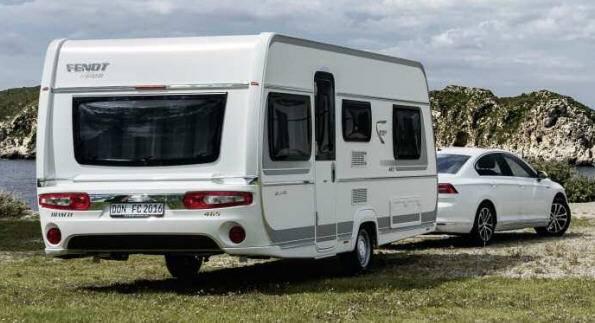 Fendt Bianco 515 SG - Exterior