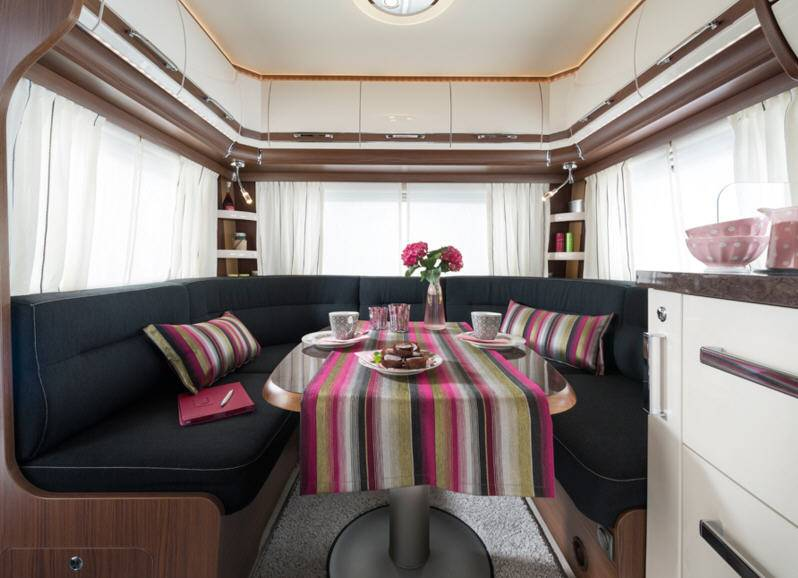 Fendt Opal 650 SFD - Interior