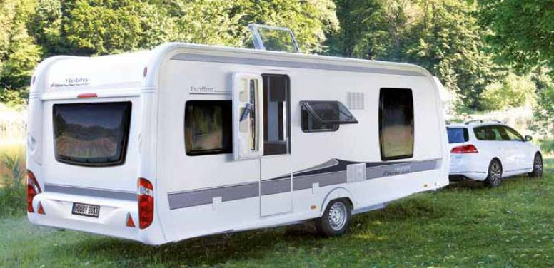 Hobby EXCELLENT 460 LU - Exterior