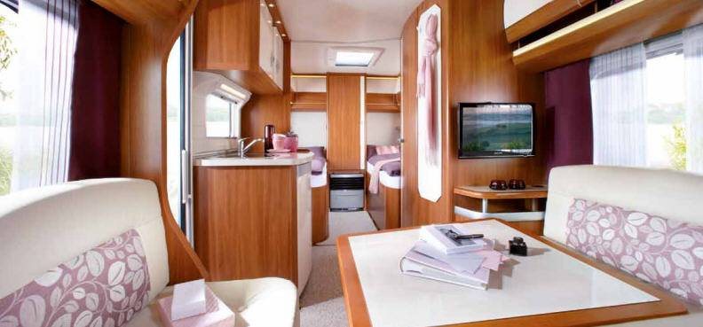 Hobby EXCELLENT 460 LU - Interior