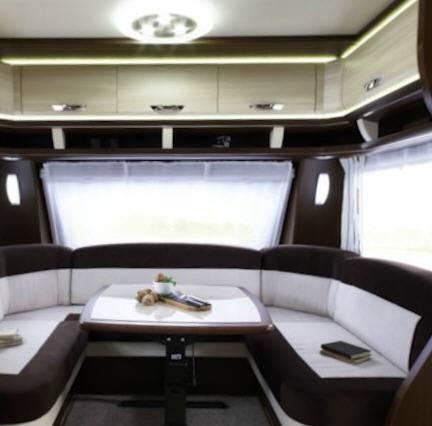 Hobby PRESTIGE 560 UL - Interior