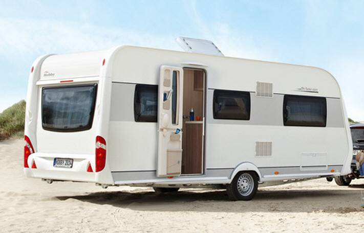 Hobby LUXE EASY 540KMFe - Exterior