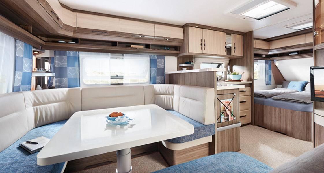 Hobby LUXE    560-CFE - Interior