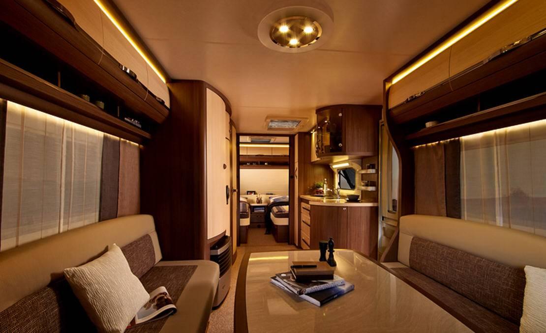 Hobby PRESTIGE 560-WLU - Interior
