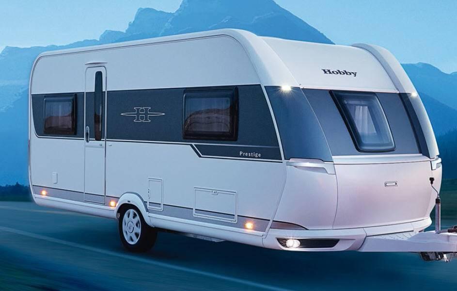 Exterior del modelo Hobby Prestige 660-Wfu