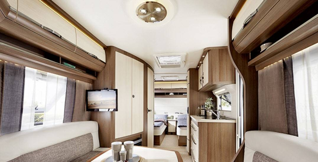 Hobby Prestige 720-UML - Interior
