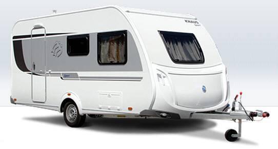 Knaus KNAUS Sport SP 420 QB - Exterior