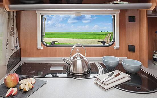 Knaus KNAUS Sport SP 420 QD - Interior
