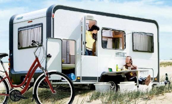 Knaus DESEO Transport Plus - Exterior