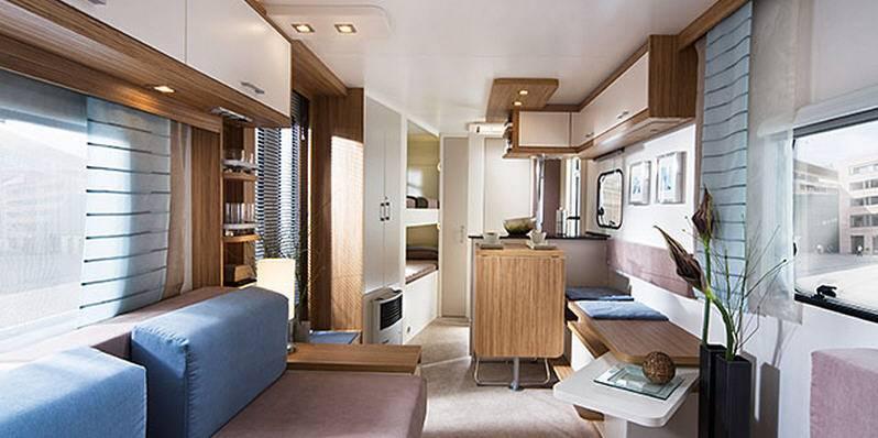 Knaus DESEO Lifestyle 560LK - Interior