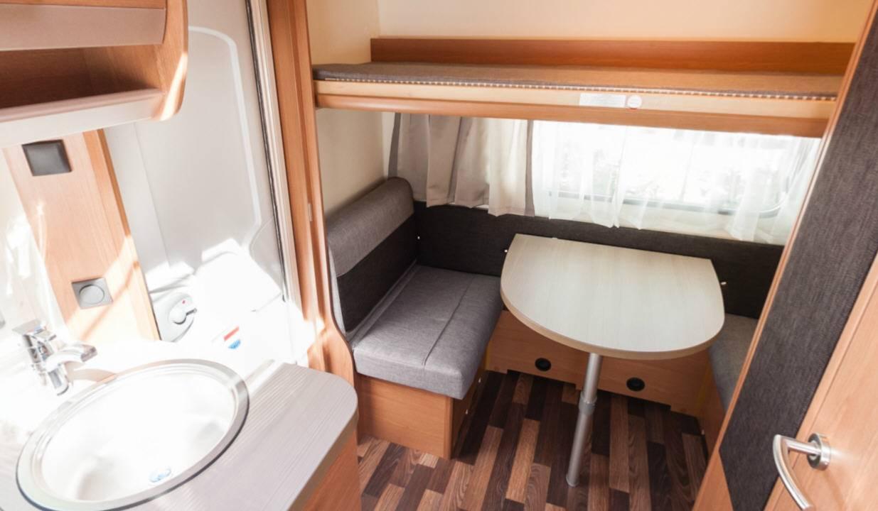 Knaus Sport SP 400 LK - Interior
