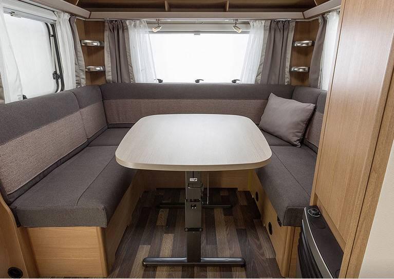 Knaus Sport SP 400 LKK - Interior