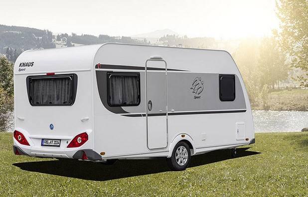 Knaus Sport SP 400 QD - Exterior