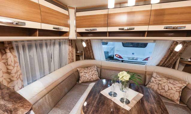 Knaus Südwind Exclusive SW Exlusive 580 UF - Interior
