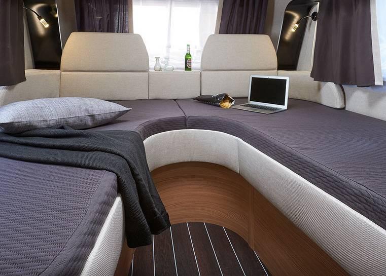Knaus Eurostar Eurostar 500 FU 2,5 - Interior