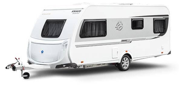 Exterior del modelo Knaus Südwind Exclusive 650 Udf