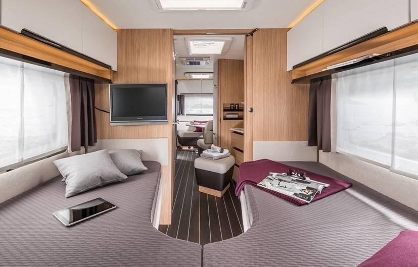 Knaus Eurostar 650 ES 2,5 - Interior