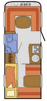 S-Light NJOY  C-50-K - Plano - Distribución