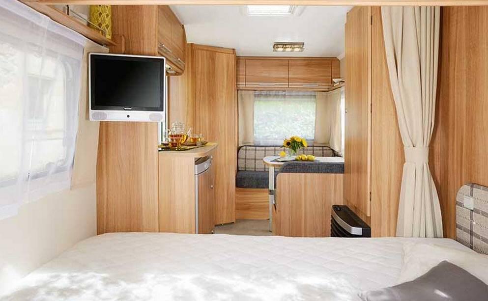 Sterckeman STARLETT 380 CP - Interior