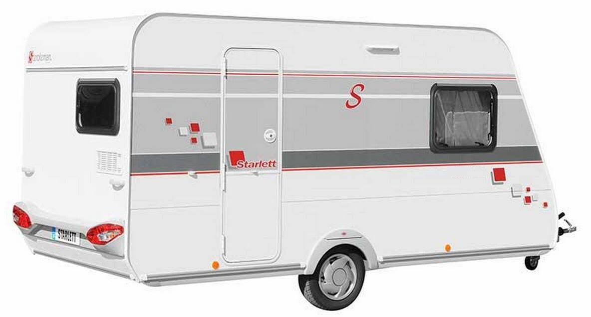 Sterckeman STARLETT 440 CP - Exterior