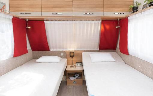 Sterckeman Starlett Comfort 450 LJ - Interior