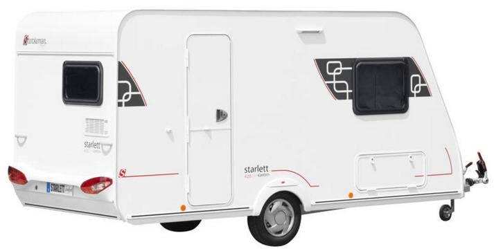 Sterckeman Starlett Comf 390 CP - Exterior